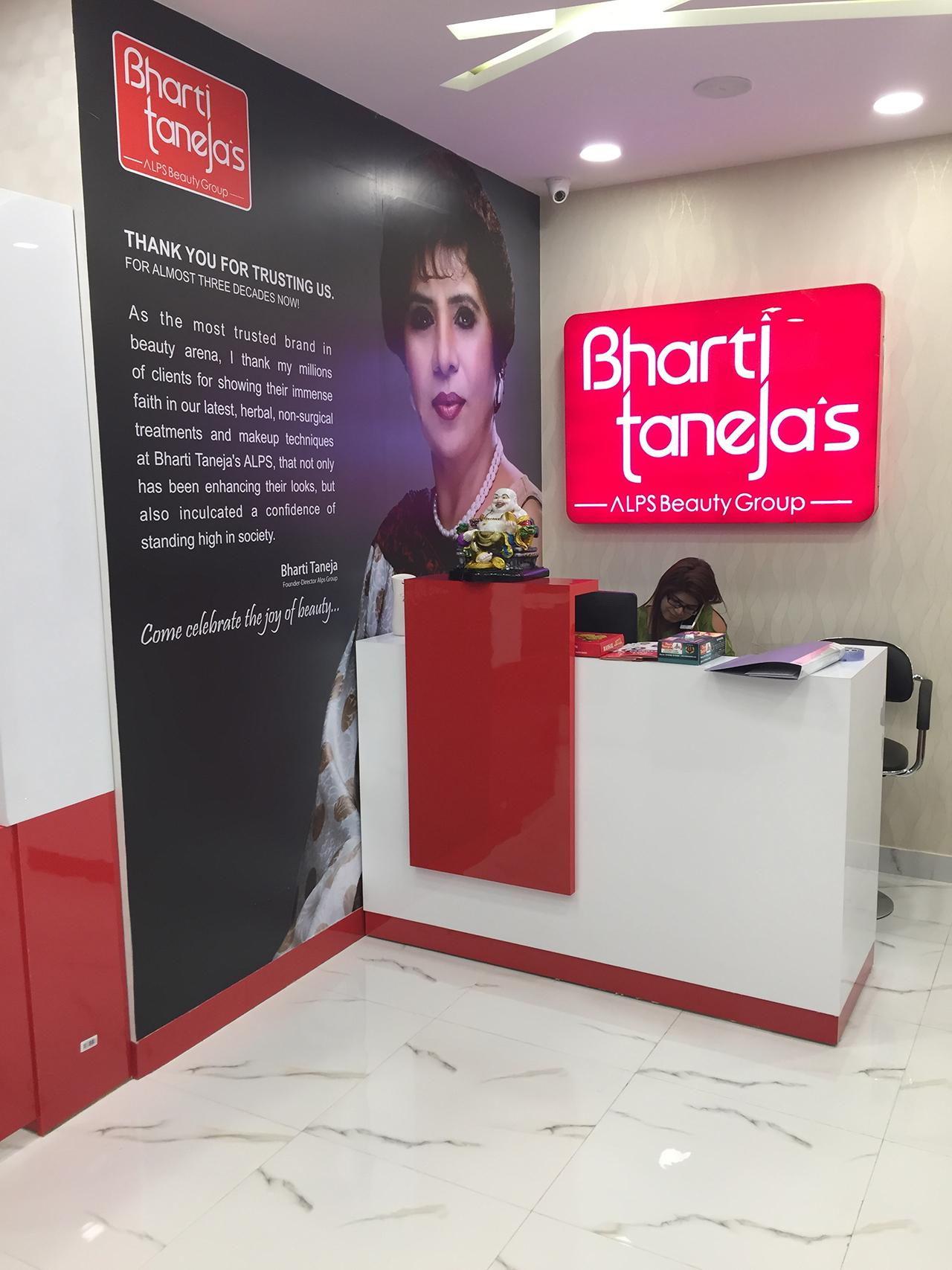 best salon interior designers delhi
