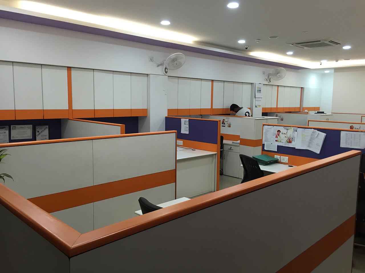 office interior company delhi ncr