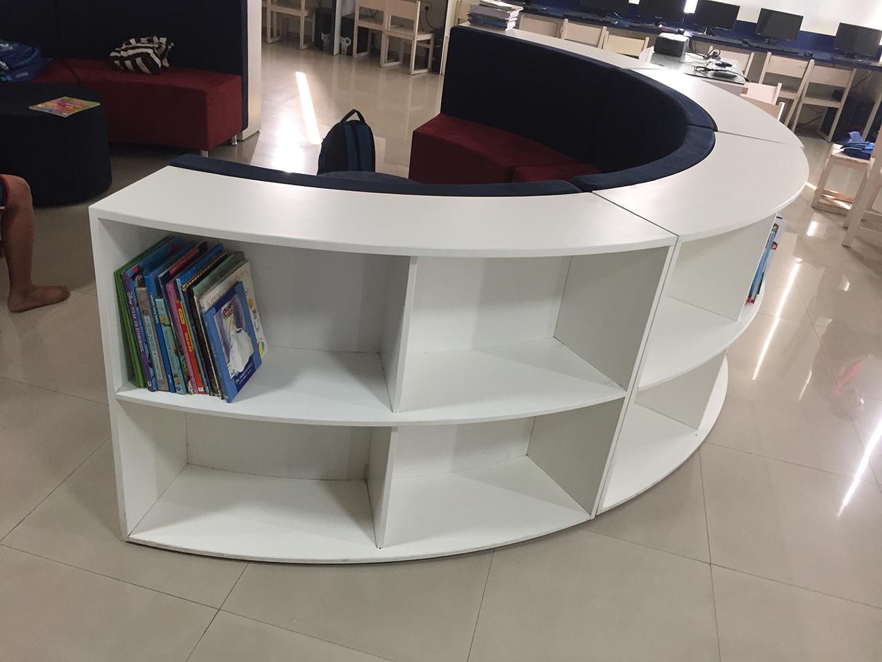 office multipurpose interiors - best interior designers delhi