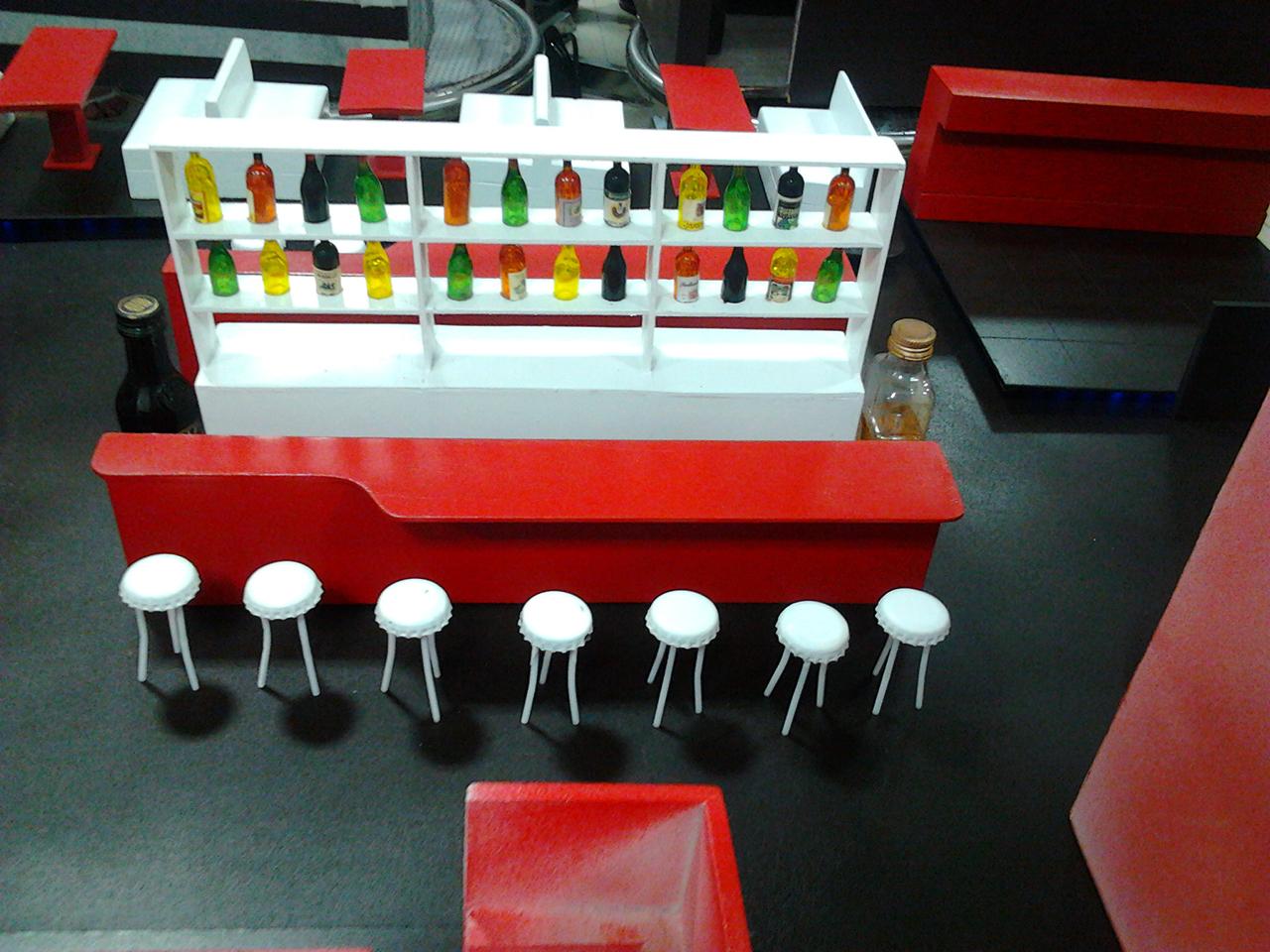lounge and bar interior designers