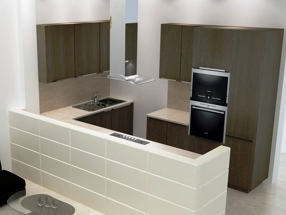 open kitchen interior designers in delhi