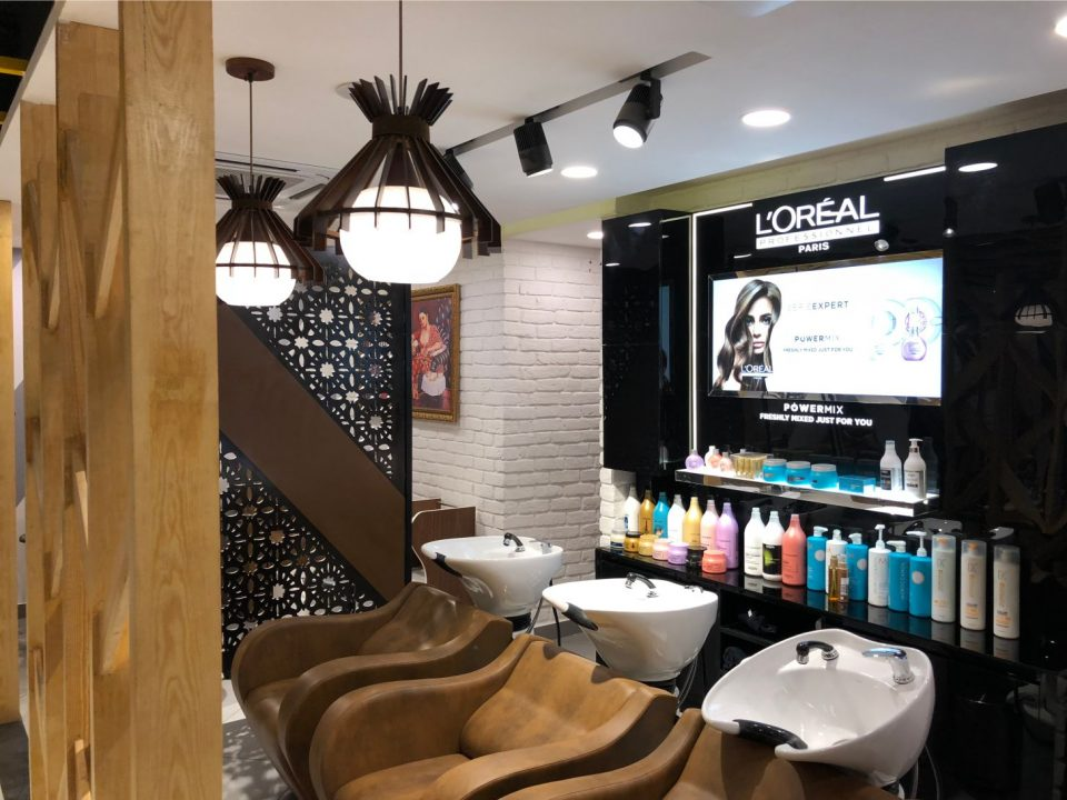 Looks Salon - Interior Designers for Salon