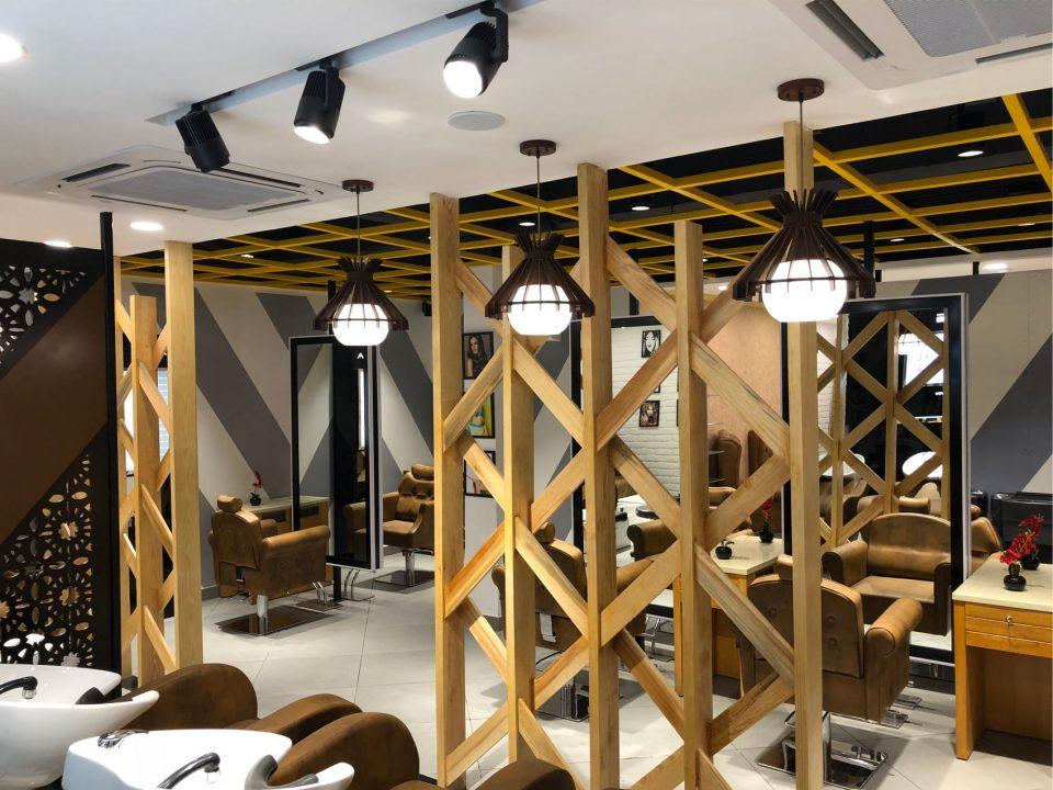 A Guide To Hire Best Salon Interior Designer
