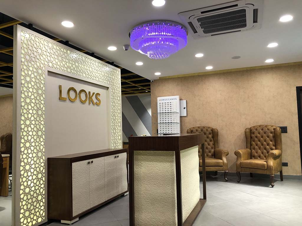 Salon Interior Page 2 Interior Designers In Delhi Just Interio Pvt Ltd