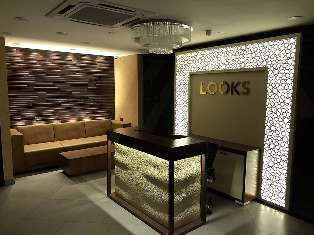 Best salon interior designers in Delhi NCR, Noida and Gurgaon